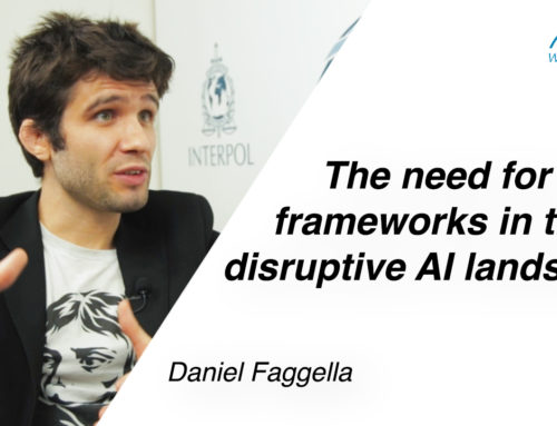 The need for frameworks in the disruptive AI landscape