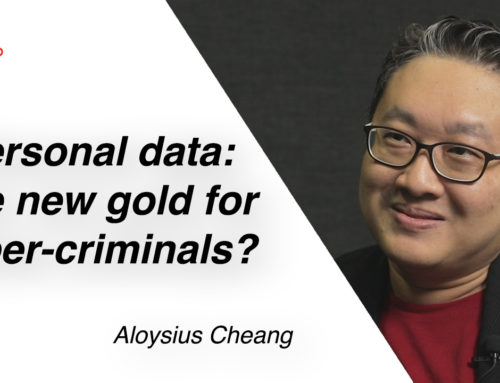 Personal data is the new gold for cyber-criminals