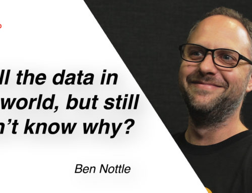 All the data in the world, but we still don't know why?