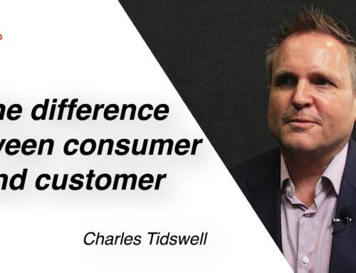 Consumer vs. Customer in today's E-commerce