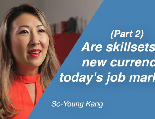 Are skillsets the new currency in today's job market?