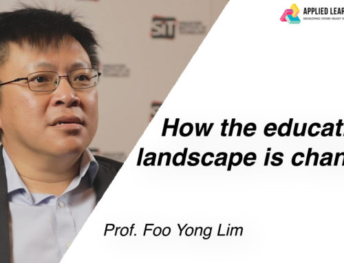 How the educational landscape is changing