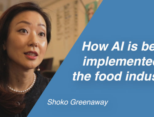 How AI is being implemented in the food industry