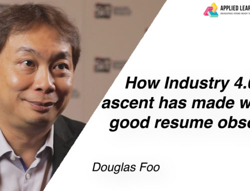 How Industry 4.0 made writing good resume obsolete
