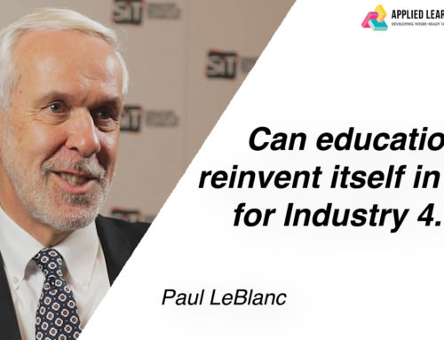 Can education reinvent itself in time for Industry 4.0?