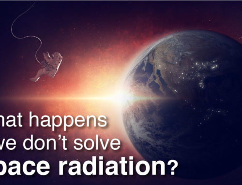 What happens if we don't solve Space radiation?