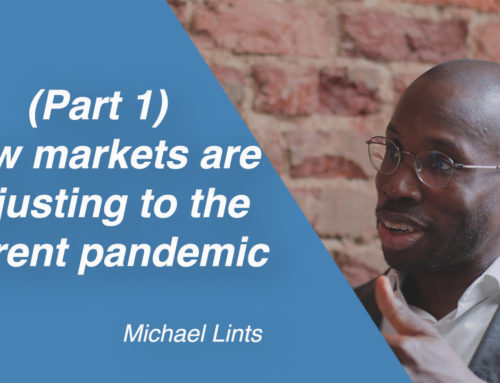 How markets are adjusting to the current pandemic