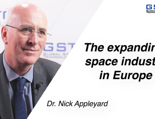 The expanding space industry in Europe