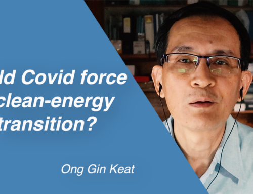 Could Covid force a clean-energy transition?