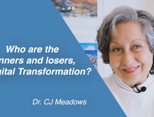 Who are the winners and losers, in Digital Transformation?