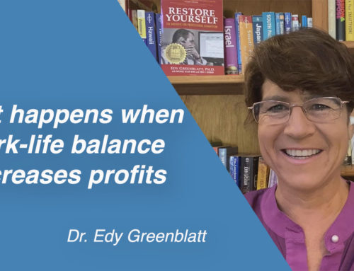 What happens when work-life balance increases profits