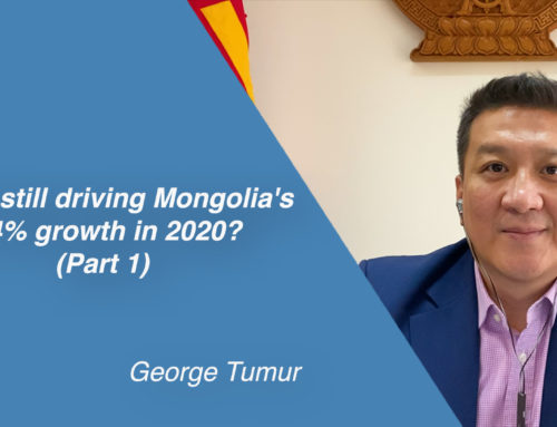 What's still driving Mongolia's 2-4% growth in 2020?