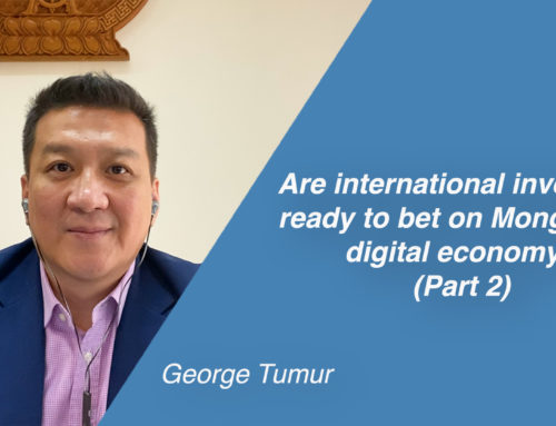 Are international investors ready to bet on Mongolia's digital economy?