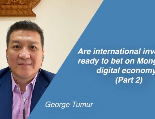 Are international investors ready to bet on Mongolia's digital economy?