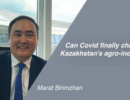 Can Covid finally change Kazakhstan's agro-industry?