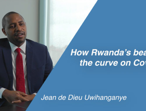 How Rwanda's beating the curve on Covid