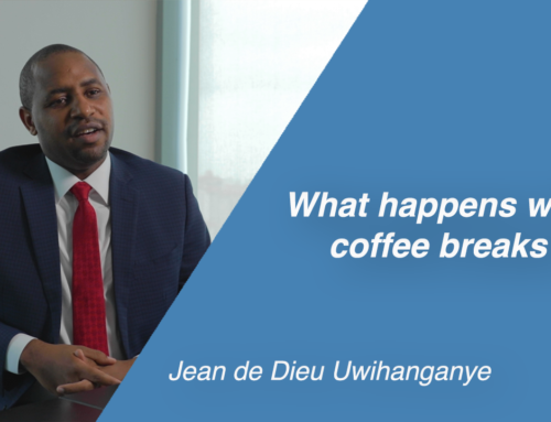 What happens when coffee breaks?