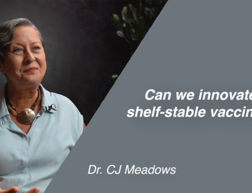 Can we innovate shelf-stable vaccines?
