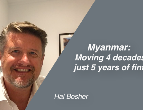 Myanmar: Moving 4 decades in just 5 years of fintech