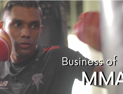 The Business of MMA