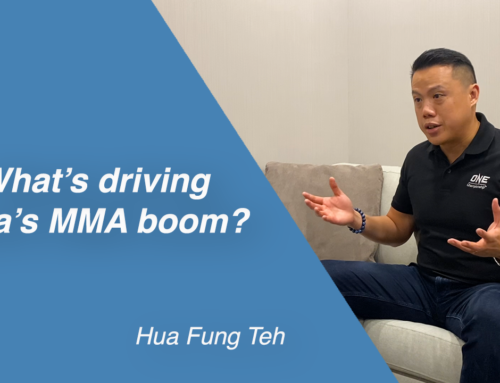 What's driving Asia's MMA boom?