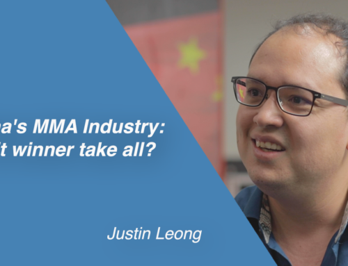 China's MMA Industry: Is it winner take all?